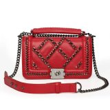 New Designer Brand Name Europen Style Ladies PU Bag