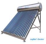 Stainless Steel 58mm Vacuum Tube Solar Water Heater