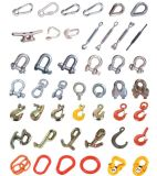 Forging Parts (Turnbuckles, Shackles, Clips)