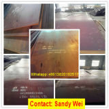 ABS Dnv CCS Marine A131 Grade a Galvanized Shipbuilding Steel Plate with Zinc Coating