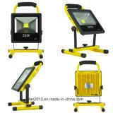 20W Refletor LED Floodlight AC110-240V Rechargeable Lights Waterproof Outdoor Lighting
