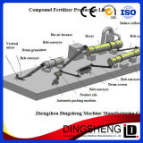 Specialized Production Bb Fertilizer Production Line
