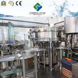 Automatic Rotary Carbonated Beverage Bottling Machine
