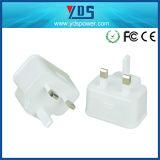 10W 2 USB Ports UK Plug Wall Charger