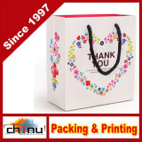 Art Paper White Paper Shopping Gift Paper Bag (210135)