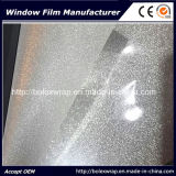 Decorative Self-Adhesive Sparkle Window Film for Home Decoration