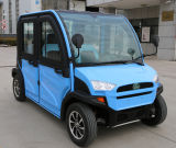 A7 Travelling Electric Car of 4 Seats