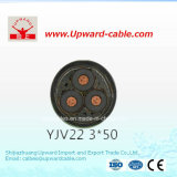 3 Cores Low Voltage Copper Electrical Power Cable