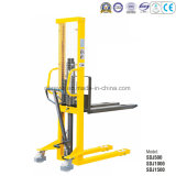 Manual Stacker with Fixed Forks