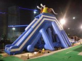 2017 New Most Popular Inflatable Slide City