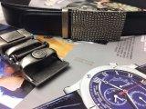 Ratchet Leather Straps for Men (DS-160905)