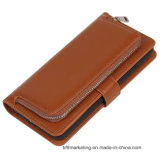 Multifunction Leather Wallet Mobile Phone Case for iPhone Samsung