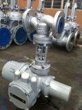 Motor Control Carbon Steel Shut-off Valve (J41H-16C-DN25)