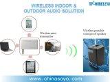 Wireless Bluetooth/2.4 G Waterproof Speaker for Outdoor Teaching, Picnics, Dancing, Beaches