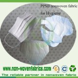 Polypropylene Spunbonded Nonwoven Fabric for Hygiene
