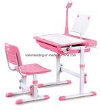 Plastic Kindergarten Children Kids Study Preschool Chair and Desk (7703T)
