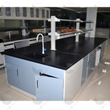 Laboratory Furniture (Central Bench-HLCB25)