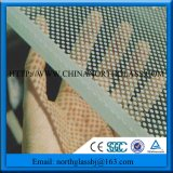 Safe Interior Customized Pattern Frit Printed Glass
