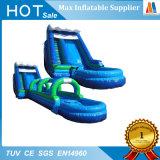 PVC Tarpaulin Garden Playground Inflatable Giant Slide