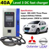 Level 3 DC EV Fast Nissan Leaf Charger