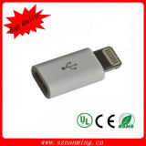 for iPhone5 Adapter with Micro to 8pin (NM-USB-533)