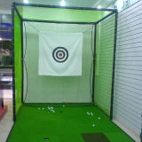 Knotless or Knotted Wire Netting Golf Practice Netting