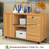 Panel Furniture Melamine Board Drawer Cabinet