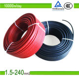 PV1-F 4mm2/6mm2/10mm2 DC Solar Cable TUV