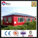 Prefabricated Container Homes House/Carport/Coffee Room with ISO9001 (XGZ-0603)