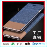 Demin Jeans Fabric Leather Hard Case for iPhone 6 / 6 Plus / 6s / 6s Plus