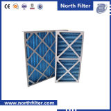 G4 Cardboard Pleated Air Filter for HVAC System