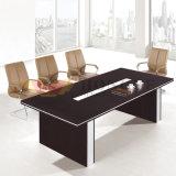 Inexpensive Meeting Room Use Oak Grain Office Furniture (HY-H06)