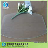Shandong 4mm Unbreakable Low Iron Tempered Glass