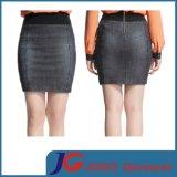 Women Denim Skinny Pencil Skirts (JC2085)