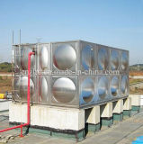 Mineral Drinking Water Tank/ Sectional Water Tank/ Stailnlesss Steel Tank
