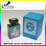 Blue Custom Printing Bottle Perfume Box