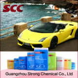 Multi-Purpose High Quality 1k Metallic Auto Base Paint