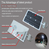 5W Mini Integrated LED Garden Lamp, Green Solar Power Energy