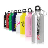 Bicycle Water Bottle Made of Aluminum Alloy