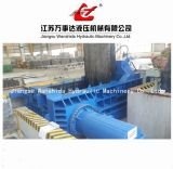 Biggest Scrap Metal Baler Machine
