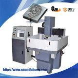 Estun Servo, Hqd Spindle, PMI Screw, Metal Mold CNC Router