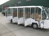 Electric Bus, Aluminum Hard Door, 14 Seats, Eg6158kf, CE Approved, Brand New