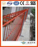 Smart Guardrail System for Edge Protection