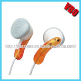 Factory Wholesale Stereo Earphones with Lowest Price (15P326)
