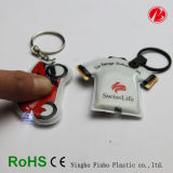 Custom LED PVC Keychain (PT2579)