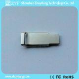 2016 New Design Wedge Shape Metal USB Stick (ZYF1715)