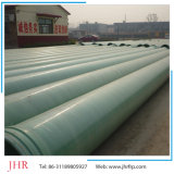 Fiberglass Large Plastic Pipe FRP Thick Wall Irrigation Pipe Price