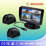 Reversing Camera Monitor System with 4 Cameras for Buses