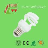 Tri-Color T2 9W-32W Half Spiral Sereis CFL Lamps Energy Saving Lamp
