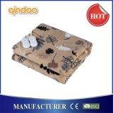 Qindao Comfortable Double Size Fleece Electric Heated Blanket
